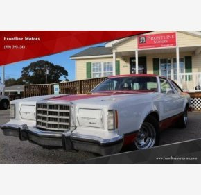 1979 Ford Thunderbird for sale 101204813
