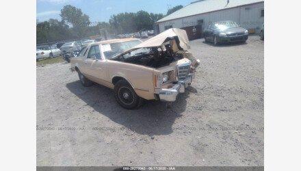 1979 Ford Thunderbird for sale 101409077