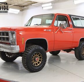 1979 GMC Jimmy for sale 101404239