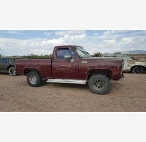 1979 GMC Pickup for sale 101213284