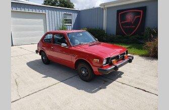 1979 Honda Civic for sale 101601778