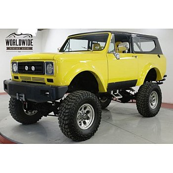 1979 International Harvester Scout for sale 101170315