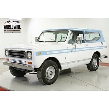 1979 International Harvester Scout for sale 101215637