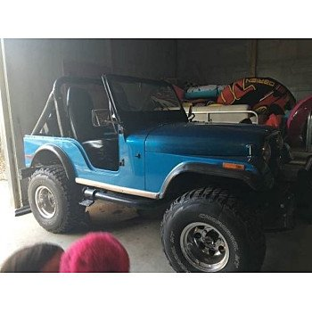 1979 Jeep CJ-5 for sale 100827557