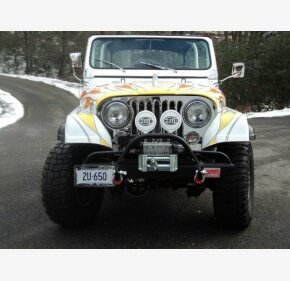 1979 Jeep CJ-5 for sale 101019407