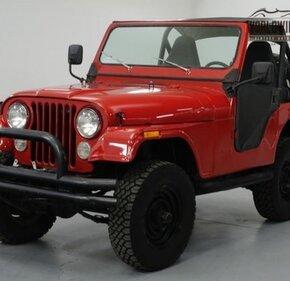 1979 Jeep CJ-5 for sale 101050348