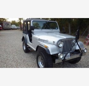 1979 Jeep CJ-5 for sale 101055534