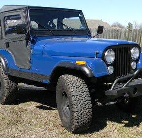1979 Jeep CJ-5 for sale 101294101