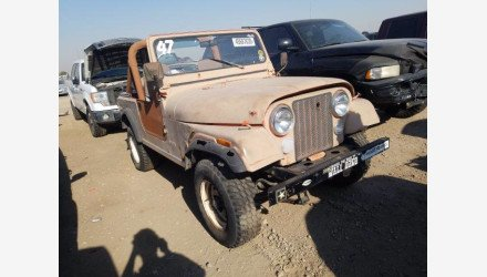 1979 Jeep CJ-5 for sale 101466562