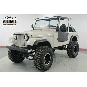 1979 Jeep CJ-7 for sale 101112998