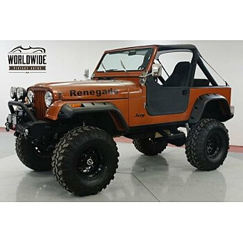 1979 Jeep CJ-7 for sale 101121813