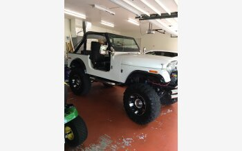 1979 Jeep CJ-7 for sale 101165495
