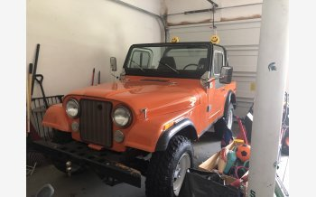 1979 Jeep CJ-7 for sale 101221808