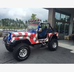 1979 Jeep CJ-7 for sale 101109478
