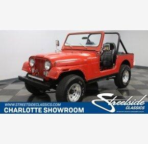 1979 Jeep CJ-7 for sale 101143145