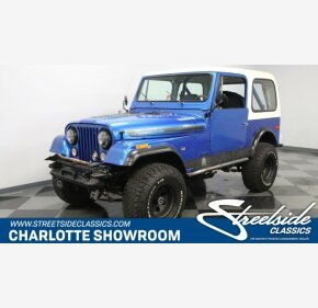 1979 Jeep CJ-7 for sale 101214217