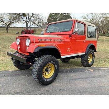 1979 Jeep CJ-7 for sale 101246884