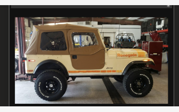 1979 Jeep CJ-7 for sale 101334546