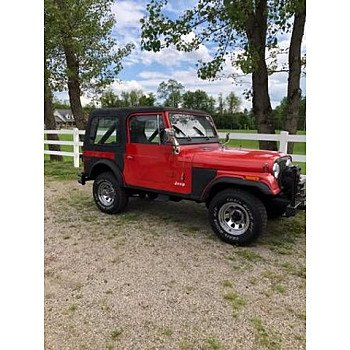 1979 Jeep CJ-7 for sale 101339242