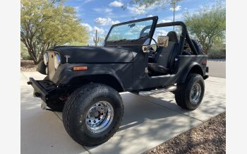 1979 Jeep CJ-7 for sale 101346051