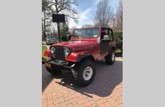 1979 Jeep CJ-7 for sale 101377990