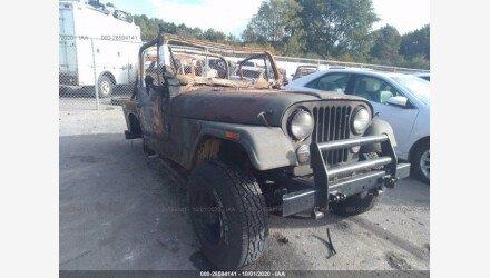 1979 Jeep CJ-7 for sale 101409150