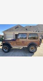 1979 Jeep CJ-7 for sale 101447506