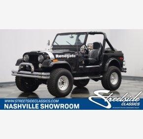 1979 Jeep CJ-7 for sale 101454117