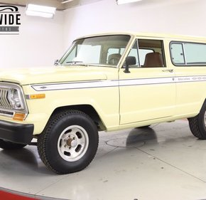 1979 Jeep Cherokee for sale 101400989