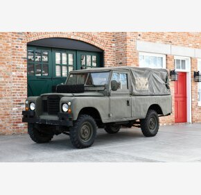 1979 Land Rover Series III for sale 101310369