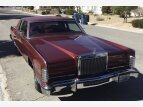 1979 Lincoln Continental for sale 100844679