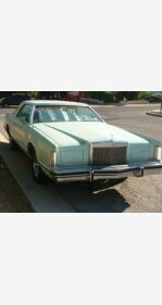 1979 Lincoln Continental for sale 100970040