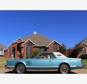 1979 Lincoln Continental for sale 100977129