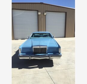 1979 Lincoln Continental for sale 100990597