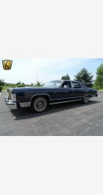 1979 Lincoln Continental for sale 101009240