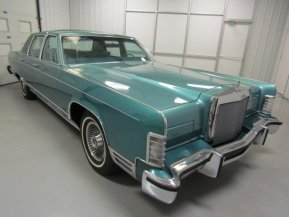 1979 Lincoln Continental Classics For Sale Classics On Autotrader
