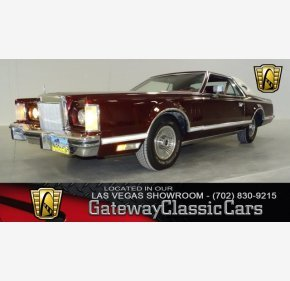 1979 Lincoln Continental for sale 101036305