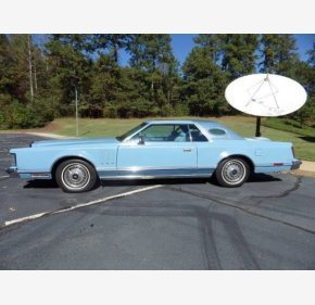 1979 Lincoln Continental for sale 101060016