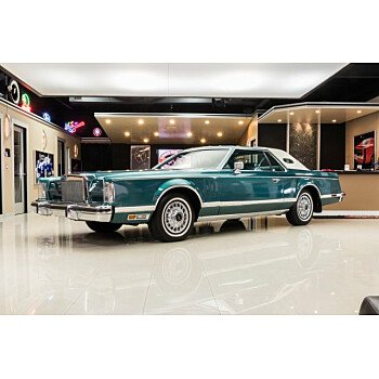 1979 Lincoln Continental for sale 101069649