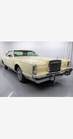 1979 Lincoln Continental for sale 101121827