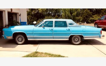 1979 Lincoln Continental for sale 101123966