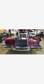 1979 Lincoln Continental for sale 101128838