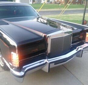 1979 Lincoln Continental Signature for sale 101162695