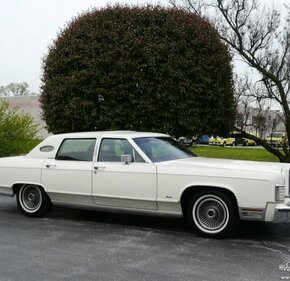 1979 Lincoln Continental for sale 101178757