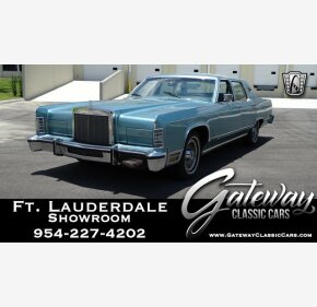 1979 Lincoln Continental for sale 101189561