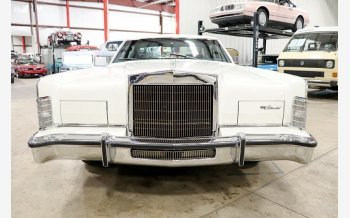 1979 Lincoln Continental Signature for sale 101200014