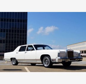 1979 Lincoln Continental for sale 101215517