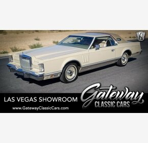 1979 Lincoln Continental for sale 101221256