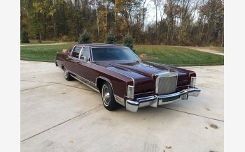 1979 Lincoln Continental Signature for sale 101236633