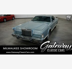 1979 Lincoln Continental for sale 101240791